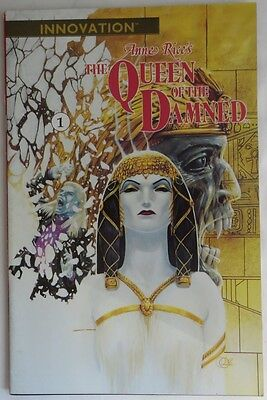 1991 Queen Of The Damned #1 -  F                           (Inv11881)