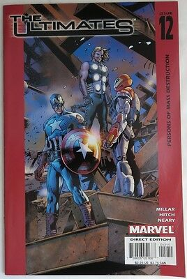 2003 The Ultimates #12 -  Vg                        (Inv11920)