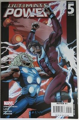 2007 Ultimate Power #5  -  Vg                       (Inv11938)