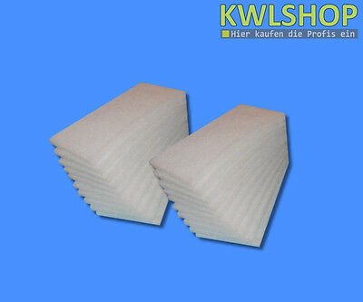 20 Pieces Filter G4 for Renovent Excellent 300 and 400 KWL