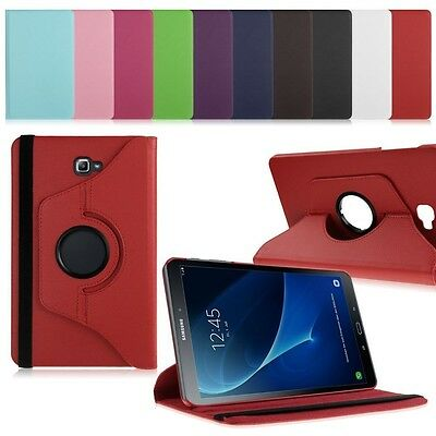 Smart cover slim samsung galaxy tab a 10 1 2016 sm t580 sm for Housse tablette samsung
