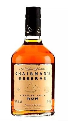 St Lucia Distillers Chairman's Reserve Rum 700Ml