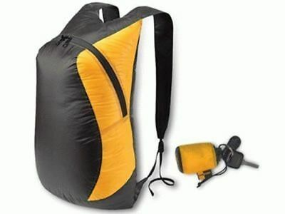 Sea To Summit 20L Ultra-Sil Compact Folding Daypack YELLOW