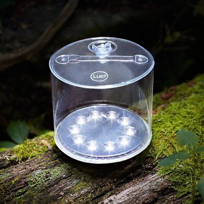Luci Outdoor 2.0 Inflatable Solar Compact Lantern