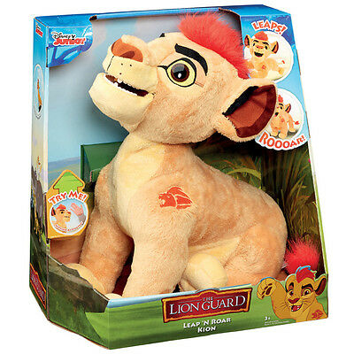 Disney The Lion Guard Leap 'N Roar Kion NEW