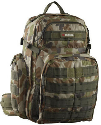 Caribee Ops 50L Military Style Backpack - AUSCAM CAMO