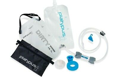 Platypus Gravity Works 2.0L Water Filter Purifier - Complete Kit