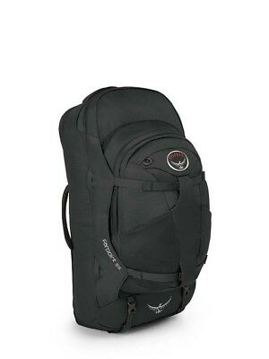 Osprey Farpoint 55 Ultralight Travel Backpack & Daypack - VOLCANIC - M/L