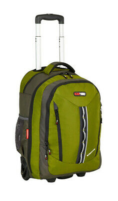 Black Wolf Momentum 35L Wheeled carry-on Bag - Cactus