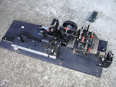 Vintage Daedal Micro Positioning Stage Assembly