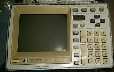 Hp 1640B Serial Data Analyzer