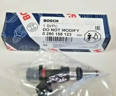 Genuine Bosch EV14 60lb 630cc 60# fuel injector with extended nozzle tip