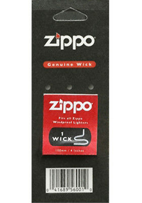 Zippo Replacement Wick - Pack of 1 Genuine