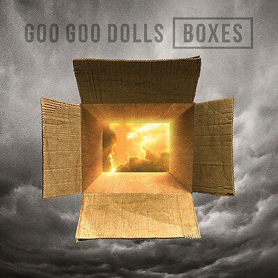 Goo Goo Dolls - Boxes [New CD]