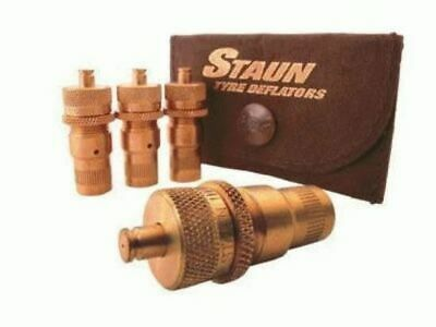 Staun Offroad 4WD Tyre Deflators 6-30psi model
