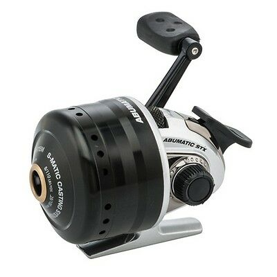 Abu Garcia ABUMATIC STX ABUMSTX10 Underspin Closed Face Reel - NEW 2016 MODEL