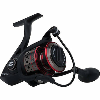 Penn FIERCE II 2500 Spinning Fishing Reel + Warranty + Free Post