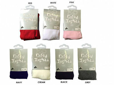 Baby Tights Stretchy and Warm Cotton / Lycra Newborn 0-6Mth 6-12Mth 1-2 2-3 Year