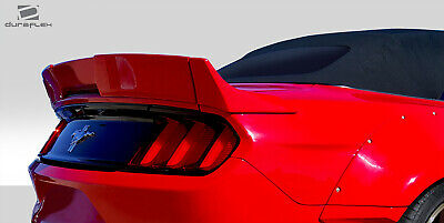 Duraflex Hatchback Colt Rear Wing Spoiler 1 Piece for Mustang Ford 79-93 ed