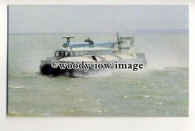 f0870 - Hoverlloyd SRN 6 Hovercraft , Sure - postcard issued by Hoverlloyd