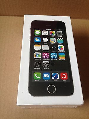 Apple Iphone 5s 32GB Brand New Seal Pack Unlock 4G IOS Mobile Phone (Space Grey)