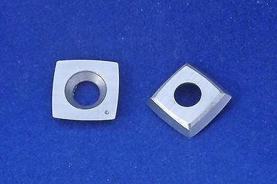 """15mm (.59"""") 2""""(50mm) Radius Carbide Insert Cutter for Woodturning Tools"""