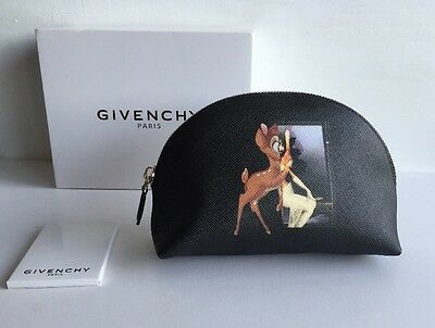 GIVENCHY Bambi Cosmetic Pouch bag