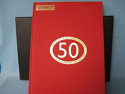 Hornby Railways 2004 Catalogue 50th Anniversary Hardback Limited Edition