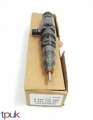New Oe Bosch Fuel Injector Mercedes Actros Mp4 / Antos (2011-) 0445120288