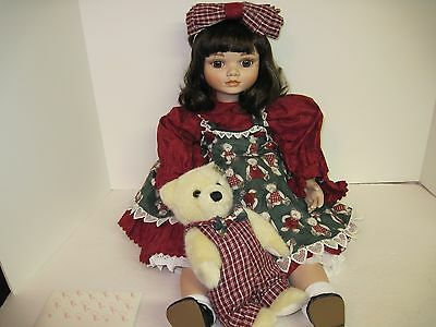 """Nib Marie Osmond/annette Funicello """"i Love You Berry Much """"   15593/20000"""