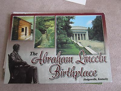 Hodgenville, Kentucky. Abraham Lincoln Birthplace