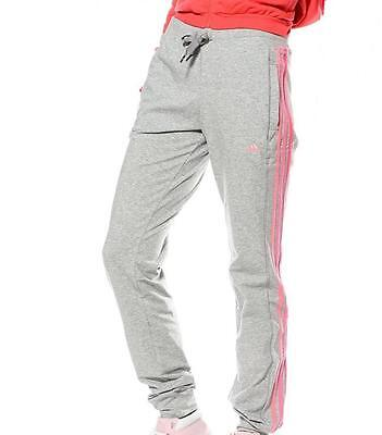 New Adidas Joggers Jogging Sweat Pants Tracksuit Bottoms - Ladies Womens Girls