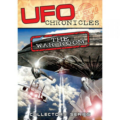 UFO Chronicles: The War Room DVD (2016) ***NEW***
