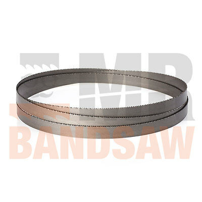 "1/2"" (13mm) x .025"" (0.65mm) M42 BIMETAL BANDSAW BLADE ANY LENGTH AND TPI"