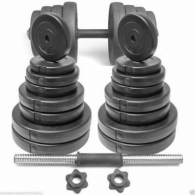 Dumbbell Set Weight - Gym Workout - Biceps Triceps - Free Weights Training