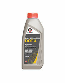 Comma DOT 4 Synthetic Brake Fluid 1L (?code=BF41L)
