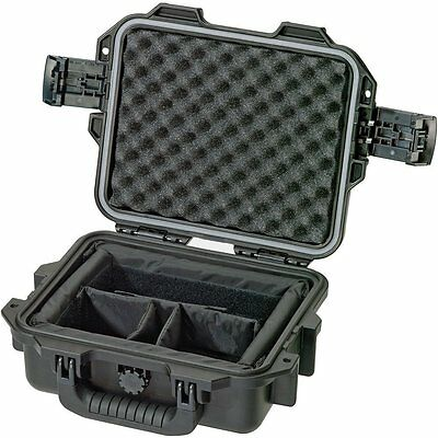 Pelican Storm Case iM2050 - w/Padded Dividers - Black