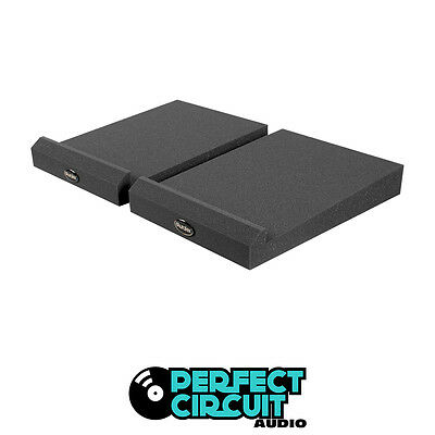 Auralex MoPad-XL Monitor Speaker ISOLATION PAD PAIR - NEW - PERFECT CIRCUIT
