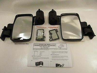 Arctic Cat Side by Side ATV Side Mirror Kit See Listing for Fitment 2436-380