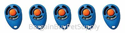 StarMark Pro Training Clicker Dog Puppy Pet Command Trick Behavior Training 5