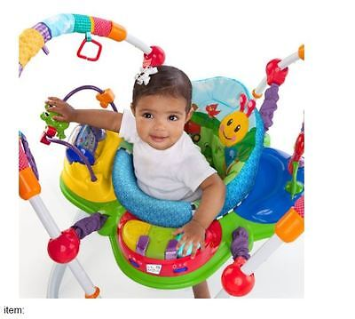 Jumperoo Bouncer Baby Einstein New Edition Activity Jumper, Neighborhood Friend