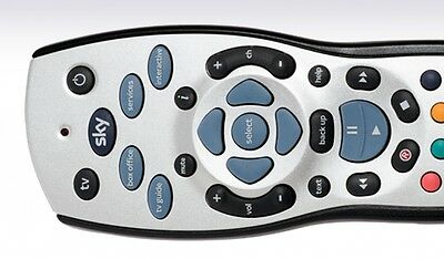 New Sky Plus Hd Rev 9 Remote Control Replacement Hq