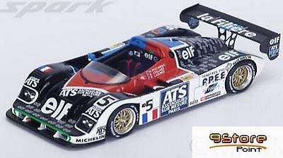 SPARK S4707 1/43 COURAGE C36 COLLARD-PESCAROLO-LAGORCE 7th LE MANS 1996 PREORDER