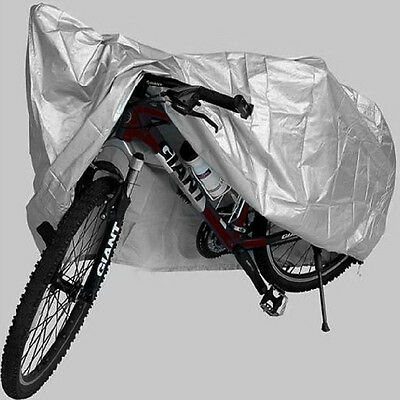 Bicycle Cycling Rain Cover Dust Waterproof Garage Outdoor Scooter Protector