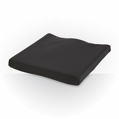 Wheelchair Seat Cushion with Velcro Strap for Security - Easy to Clean