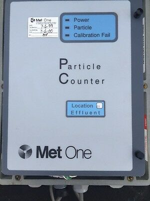 PCX 208402-1 Met One Water Particle Counter