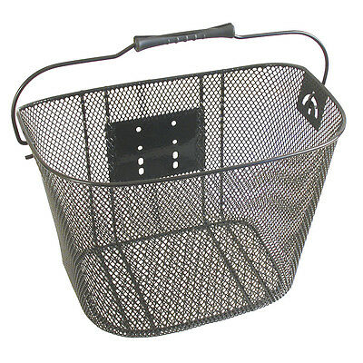 NEW - Bike Corp Deluxe Wire Basket