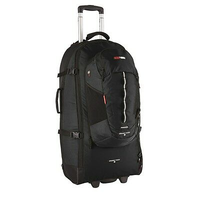 NEW - BlackWolf Grand Tour Rolling Luggage