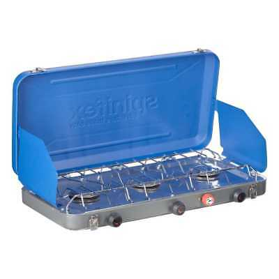 NEW - Spinifex Deluxe 3 Burner Camp Stove