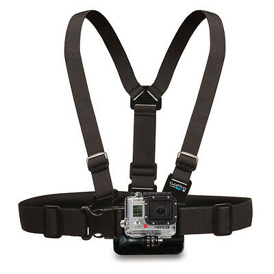 NEW - GoPro Chest Harness Mount